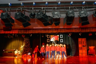 Wise International School Theater
