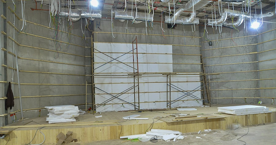 Theater Construction