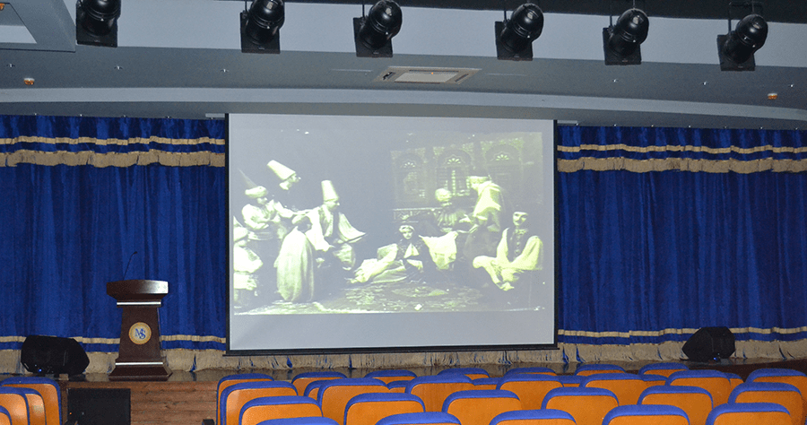 Theater Projector Screen